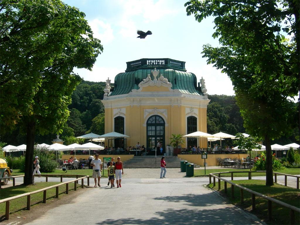 Schönbrunni állatkert